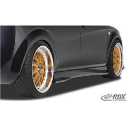 Minigonne laterali Seat Leon 1P Turbo