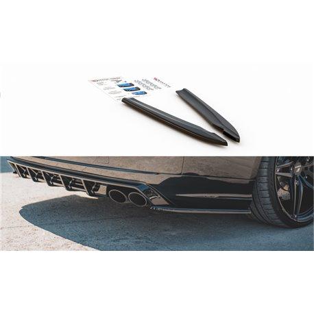 Sottoparaurti splitter laterali posteriori Audi S8 D4 Facelift 2015-2017