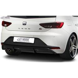 Sottoparaurti diffusore posteriore Seat Leon 5F FR/ Leon 5F SC FR