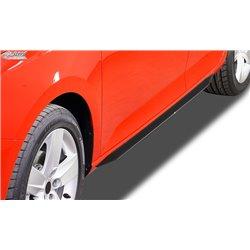 Minigonne laterali Skoda Fabia 2 Typ 5J Slim