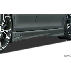 Minigonne laterali Skoda Fabia 3 (5J / NJ) GT4