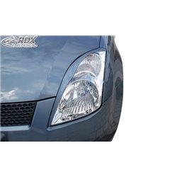 Palpebre fari Suzuki Swift MZ / EZ 2005-2010