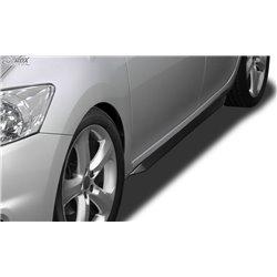 Minigonne laterali Toyota Auris E150 2007-2012 Slim