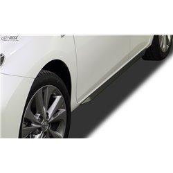 Minigonne laterali Toyota Auris E180 -2015 Slim