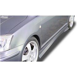 Minigonne laterali Toyota Avensis (T25) 2003-2009 Turbo