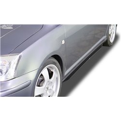 Minigonne laterali Toyota Avensis (T25) 2003-2009 Slim