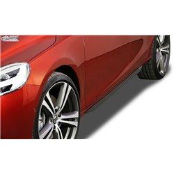 Minigonne laterali Volvo V40 2012- Slim