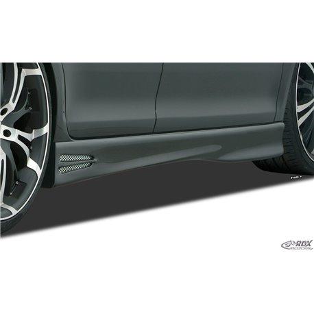 Minigonne laterali Volvo V60 / S60 2010-2013 GT4