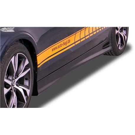 Minigonne laterali Volvo V60 / S60 2018- GT4