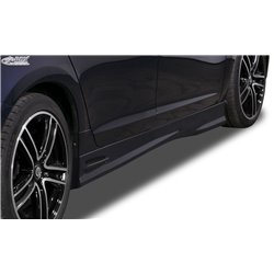 Minigonne laterali Volvo V60 / S60 2013-2018 GT4