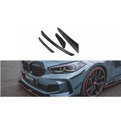 Flaps aerodinamici racing BMW Serie 1 F40 M-Pack / M135i 2019-