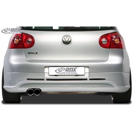 Sottoparaurti posteriore Volkswagen Golf 5 GTI / R-Five S