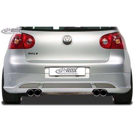 Sottoparaurti posteriore V.2 Volkswagen Golf 5 GTI / R-Five S+D