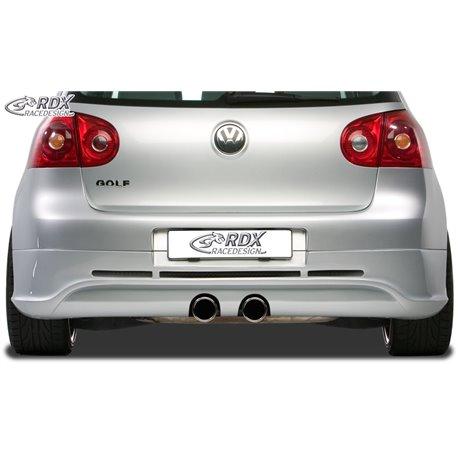 Sottoparaurti posteriore Volkswagen Golf 5 GTI / R-Five uscita R32