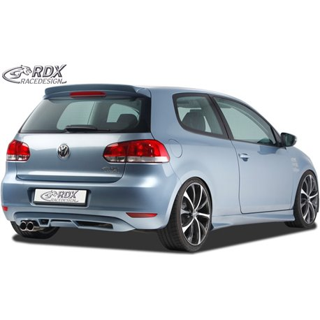 Sottoparaurti diffusore posteriore Volkswagen Golf 6