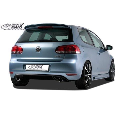 Sottoparaurti diffusore posteriore Volkswagen Golf 6 GTI-Look