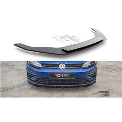 Splitter sottoparaurti anteriore Racing Volkswagen Golf VII R 2017-2020
