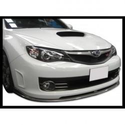 Spoiler sottoparaurti anteriore in carbonio Subaru Impreza 08