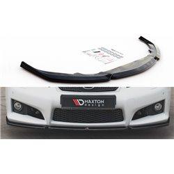 Sottoparaurti splitter anteriore V.1 Lexus IS F Mk2 2007-2013
