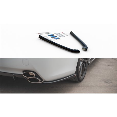 Sottoparaurti splitter laterali Lexus IS F Mk2 2007-2013