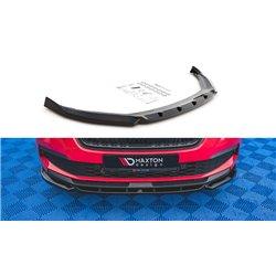 Sottoparaurti splitter anteriore V.1 Skoda Kamiq 2019-