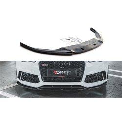 Sottoparaurti splitter anteriore V.3 Audi RS6 C7 2013-2017