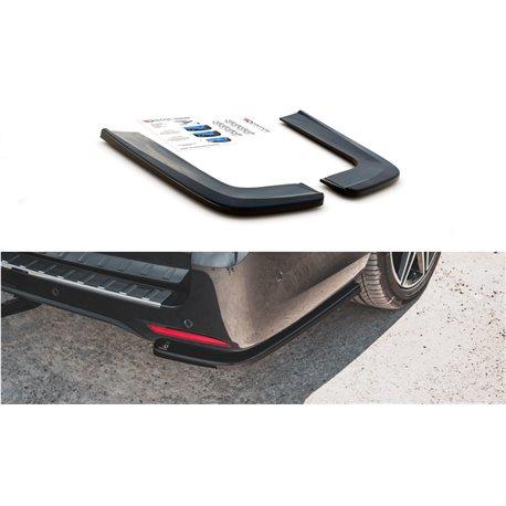Sottoparaurti splitter laterali V.1 Mercedes Classe V AMG-Line W447 2019-