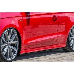 Minigonne laterali sottoporta Audi A1 8X 2010-2014 S-Line