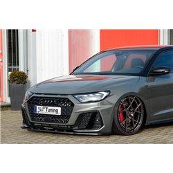 Sottoparaurti anteriore Audi A1 GB Sportback 2018- S-Line 3 + 5 p.
