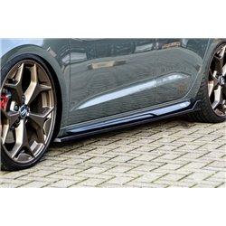 Minigonne laterali sottoporta Audi A1 GB Sportback 2018- S-Line