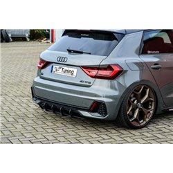 Sottoparaurti estrattore posteriore Audi A1 GB Sportback 2018- S-Line