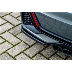 Sottoparaurti posteriore laterali Audi A1 GB Sportback S-Line 2018-
