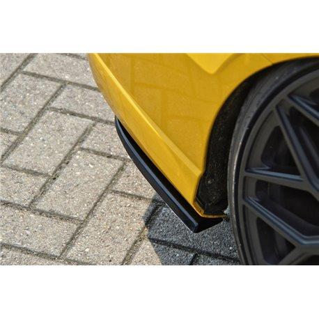 Sottoparaurti posteriore laterali Audi A3 8V S-3 / S-Line 2016-