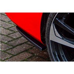 Sottoparaurti posteriore laterali Audi A4 B8 2011-2015 S4+S-Line