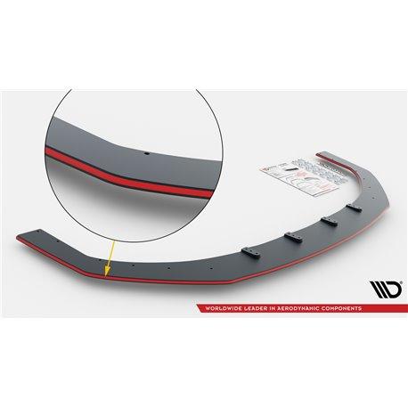 Sottoparaurti anteriore racing Volkswagen Arteon R-Line 2017-