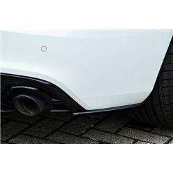 Sottoparaurti posteriore laterali Audi A5 B8 2011-2017 S-Line