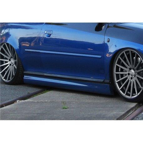 Minigonne laterali sottoporta Audi A5 + S5 B8-B81 2007-