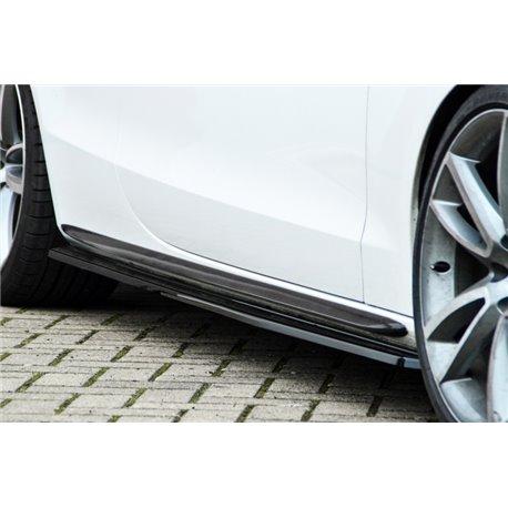 Minigonne laterali sottoporta Audi A5 B8 2011-2017 S-Line