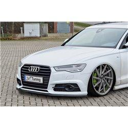 Sottoparaurti anteriore Audi A6 C7 4G 2010-2014 + S-Line / S6