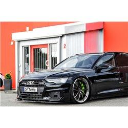 Sottoparaurti anteriore Audi A6 4K C8 2018- + S-Line e S6