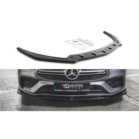Sottoparaurti splitter anteriore V.2 Mercedes AMG CLA 35 Aero C118 2019-