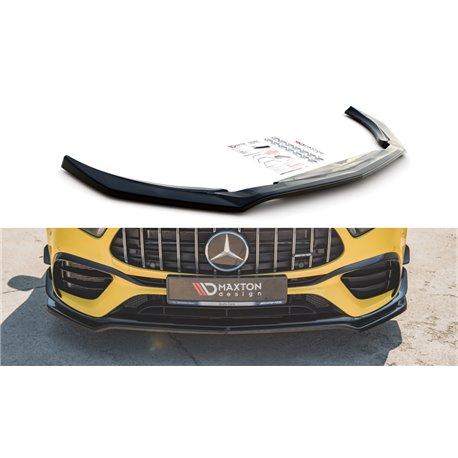 Sottoparaurti splitter anteriore V.1 Mercedes AMG A 45 S W177 2019-