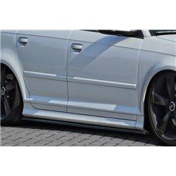 Minigonne laterali sottoporta Audi RS3 Sportback 2011-2012