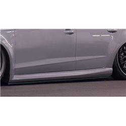 Minigonne laterali sottoporta Audi RS3 8V 2015-2017