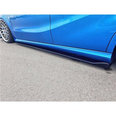 Minigonne laterali sottoporta Audi TT RS / TTS 2009-