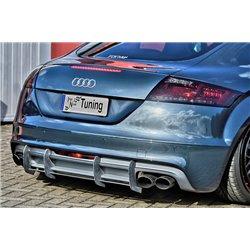 Sottoparaurti estrattore posteriore Audi TTS 8J 2009-