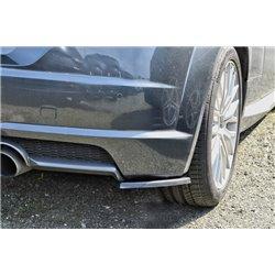 Sottoparaurti posteriore laterali Audi TT + TTS 8S 2014-
