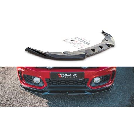 Sottoparaurti splitter anteriore V.1 Mini Countryman Mk2 F60 JCW 2020