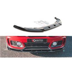 Sottoparaurti splitter anteriore V.2 Mini Countryman Mk2 F60 JCW 2020