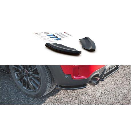 Sottoparaurti splitter laterali Mini Countryman Mk2 F60 JCW 2020-